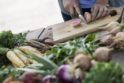 leczenie pożywieniem - przekaz jedzenia