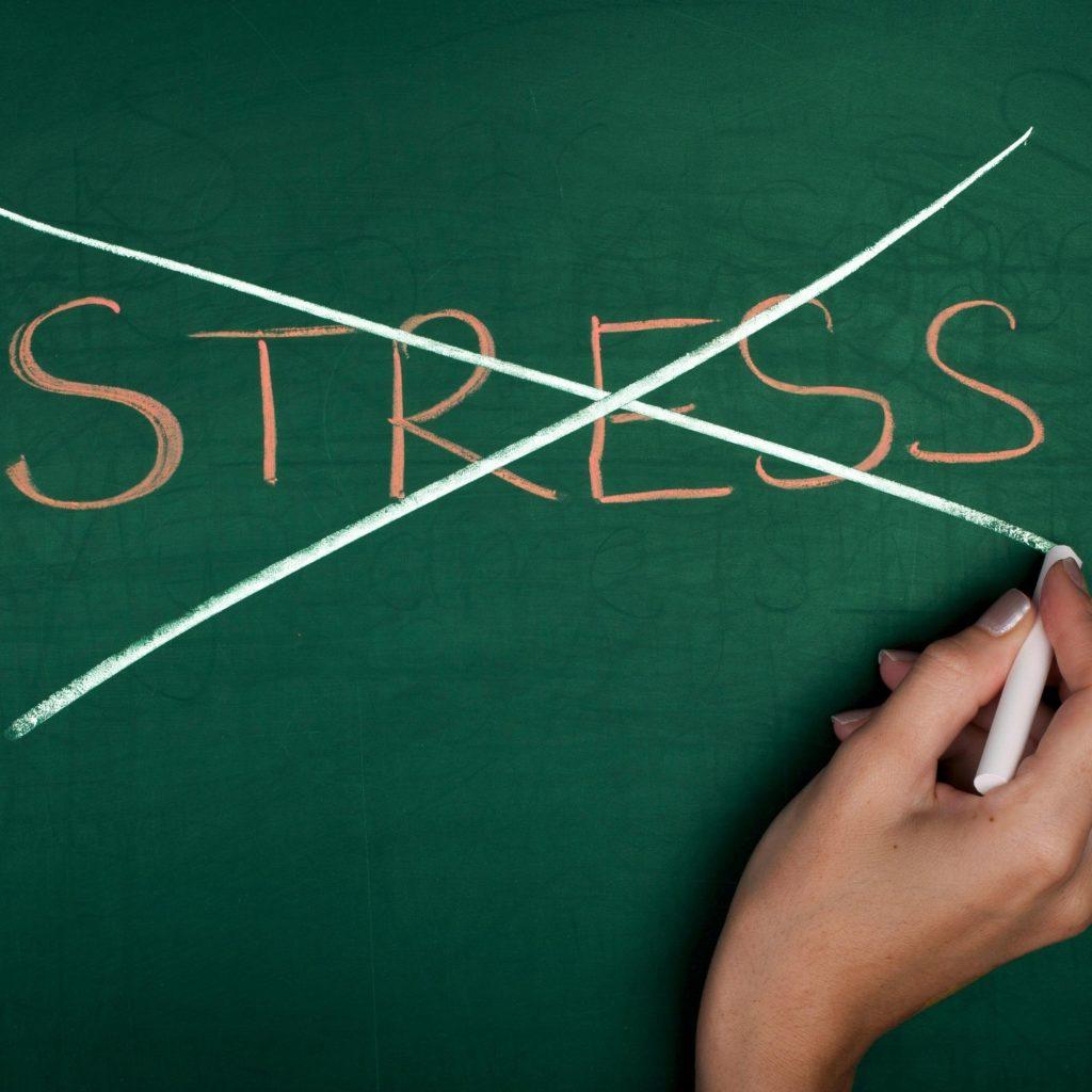 refleksologia stóp - codzienny stres